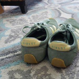 8ce50cd70d Sisley Shoes - Sisley green sneakers